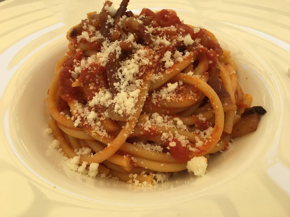 Bucatini alla Amatriciana