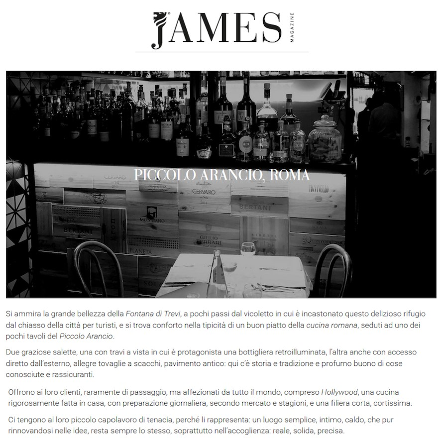 James Magazine